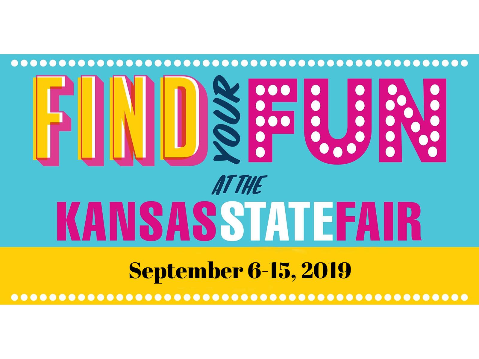 Image result for 2019 kansas state fair